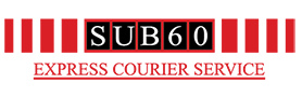 Sub 60 Couriers Logo